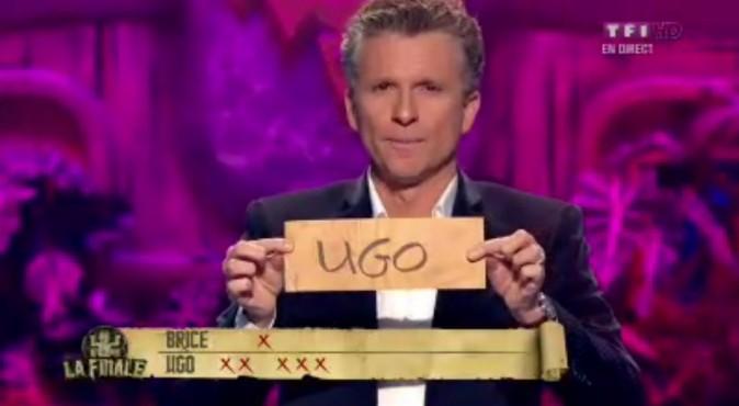 Denis annonce la victoire d'Ugo !!!