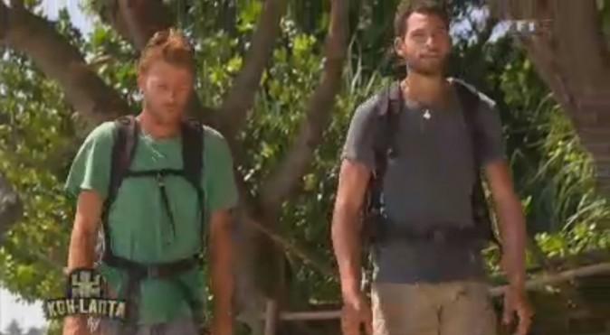 Ugo et Brice en direction du conseil final !