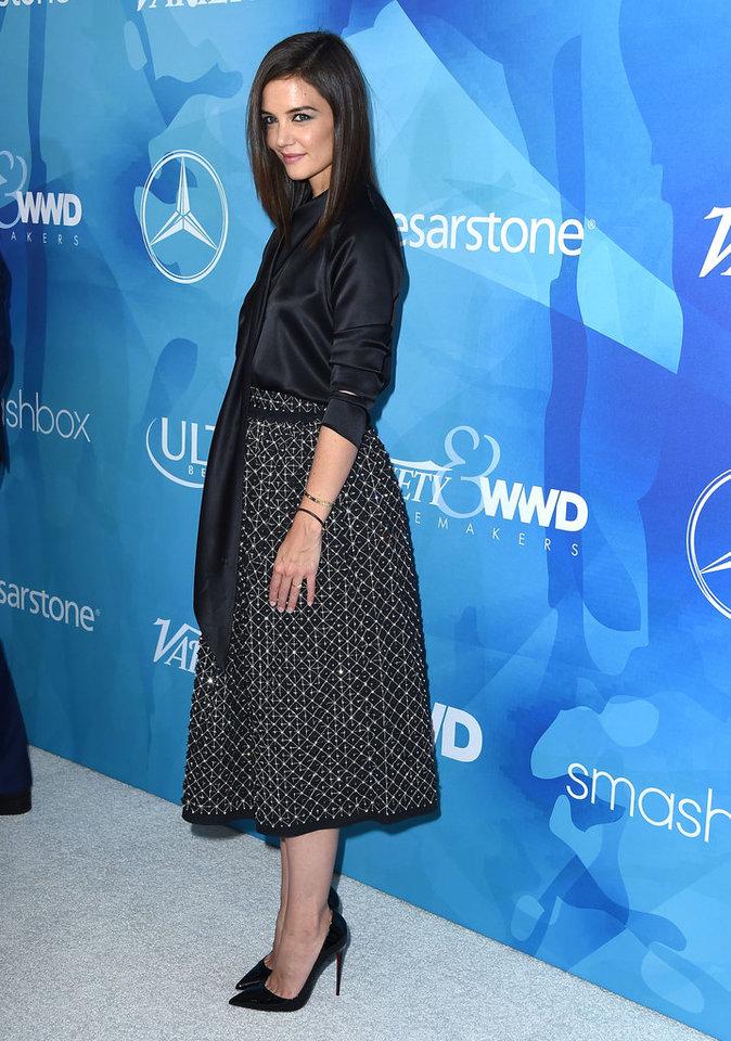 Katie Holmes le 19 novembre 2015