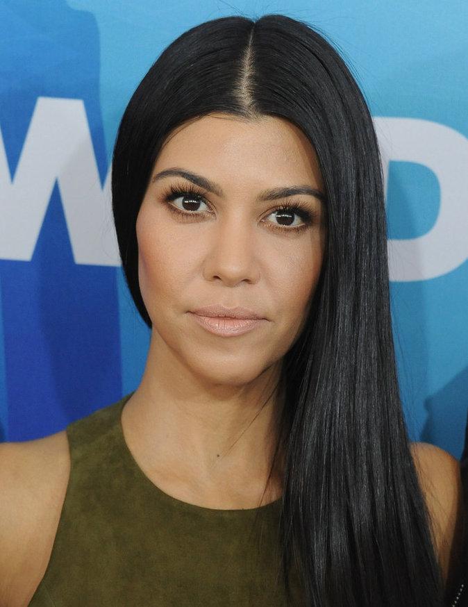 Kourtney Kardashian le 19 novembre 2015