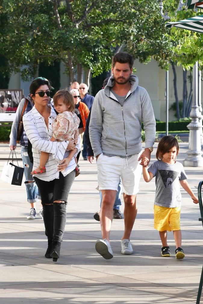 Kourtney Kardashian et Scott Disick : ce que le bébé va changer pour eux...