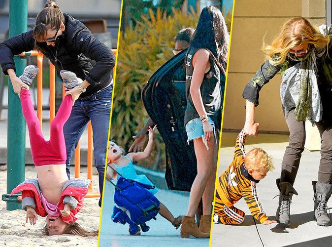 Kourtney Kardashian, Jennifer Garner, Fergie... Parents indgines, quand leurs enfants trinquent !