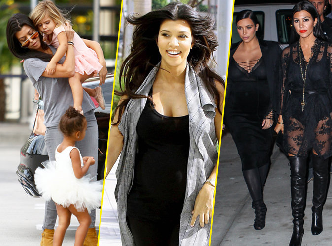 Photos : Kourtney Kardashian : les 37 ans d'une célibattante et mère courage !