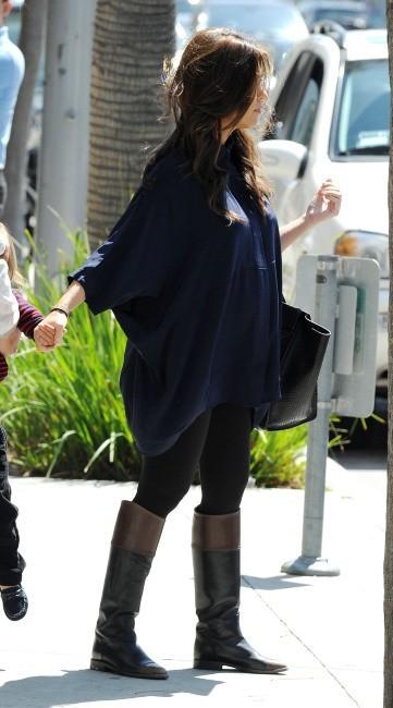 Kourtney Kardashian à Los Angeles, le 21 mars 2012.