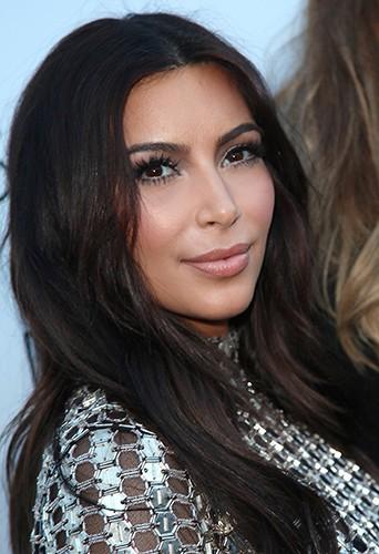 Kim Kardashian à Miami le 12 mars 2014