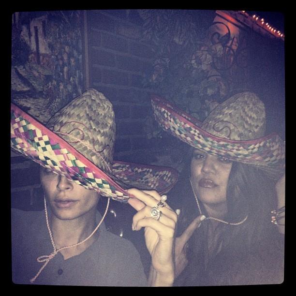 Les reines du sombrero