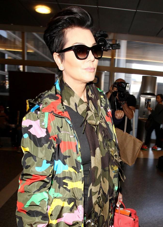 Photos : Kris Jenner : alerte aux fashion-faux pas ?