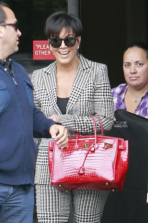 Kris Jenner à Woodland Hills le 9 octobre 2013