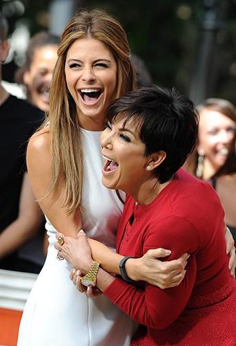 Kris Jenner à Los Angeles le 20 août 2013