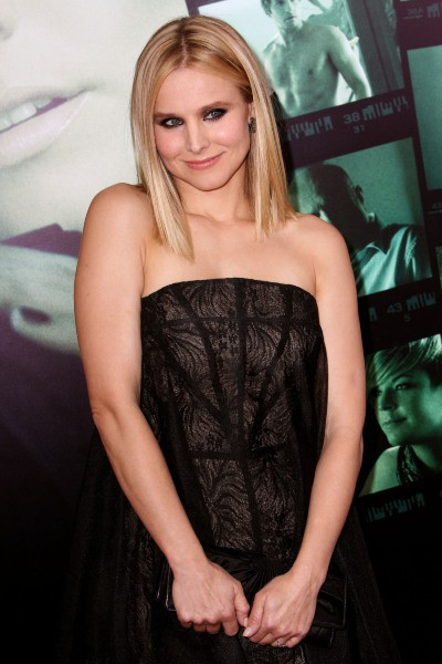 """Kristen Bell lors de la première du film """"Veronica Mars"""" à New York, le 10 mars 2014."""