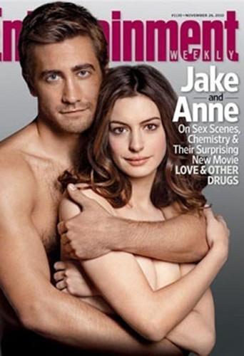Jake Gyllenhaal et Anne Hathaway