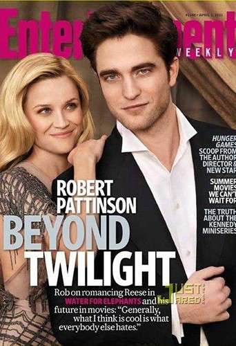 Robert Pattinson et Reese Witherspoon
