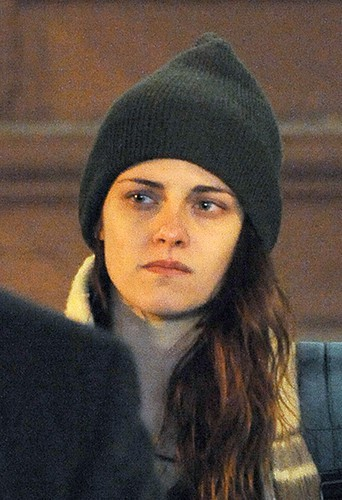 Kristen Stewart à New-York le 4 novembre 2013