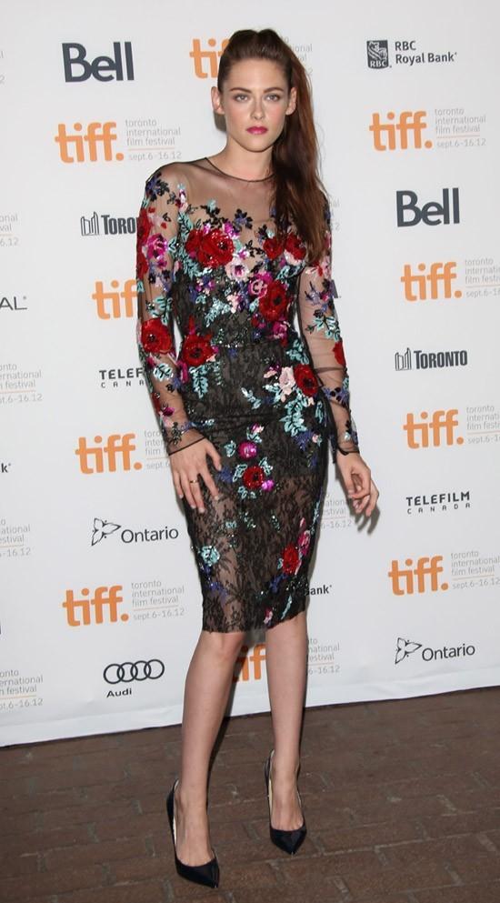 Kristen Stewart au Festival international de Toronto le 6 septembre 2012