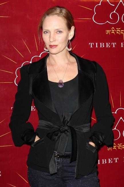 Uma Thurman, dixième du classement des stars les moins sexy