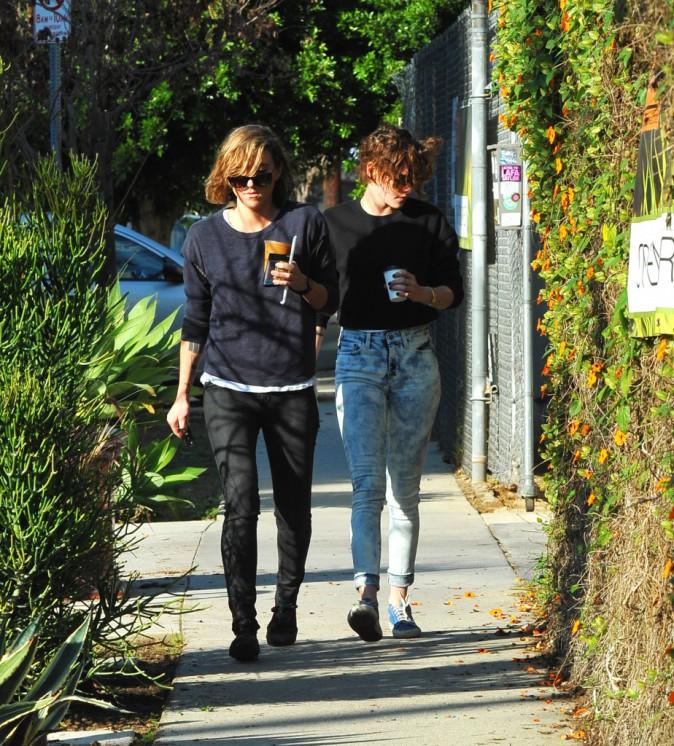 Photos : Kristen Stewart : jamais sans sa nouvelle copine, Alicia Cargile !