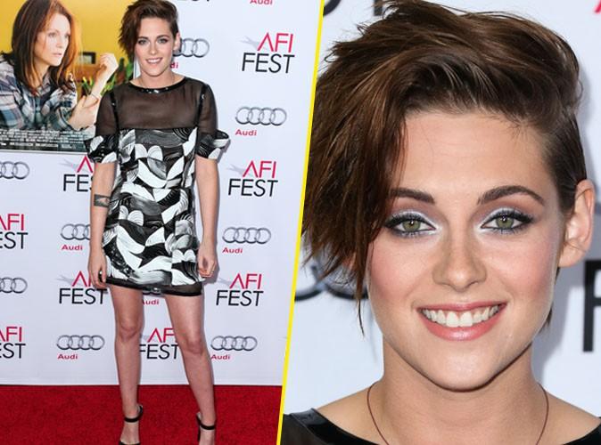 Kristen Stewart à Los Angeles le 12 novembre 2014