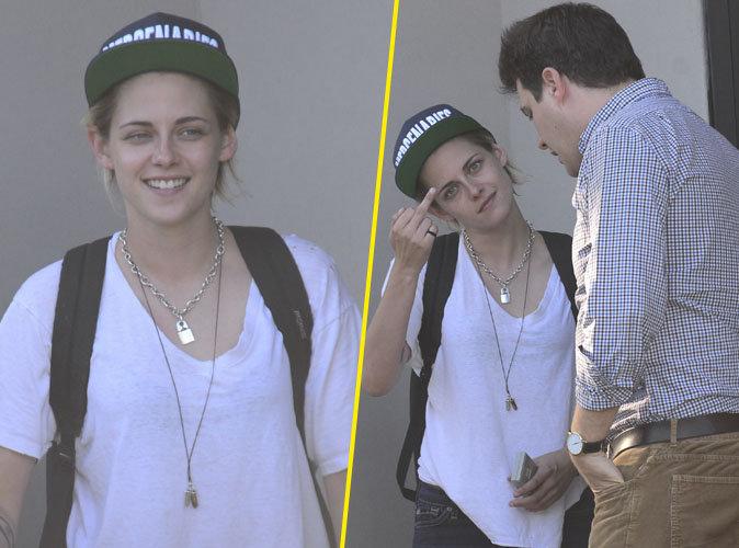 """Photos : Kristen Stewart parle de son ex Robert Pattinson : """"C'était dégueulasse !"""""""