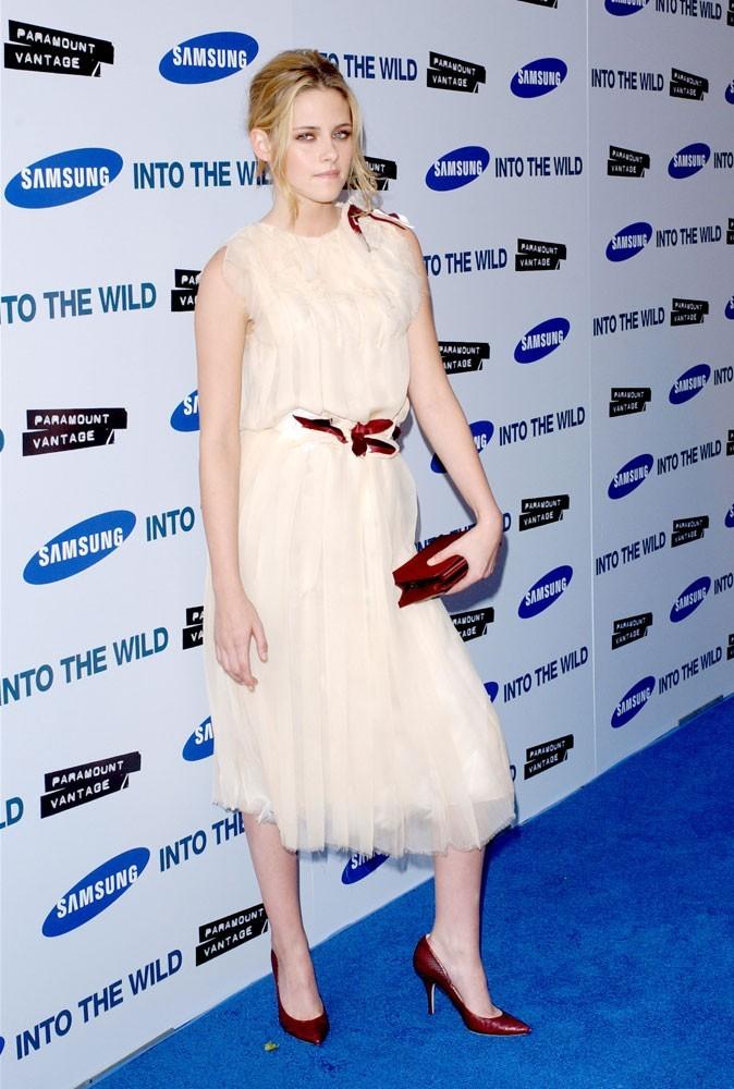 Photos : Kristen Stewart en 2007