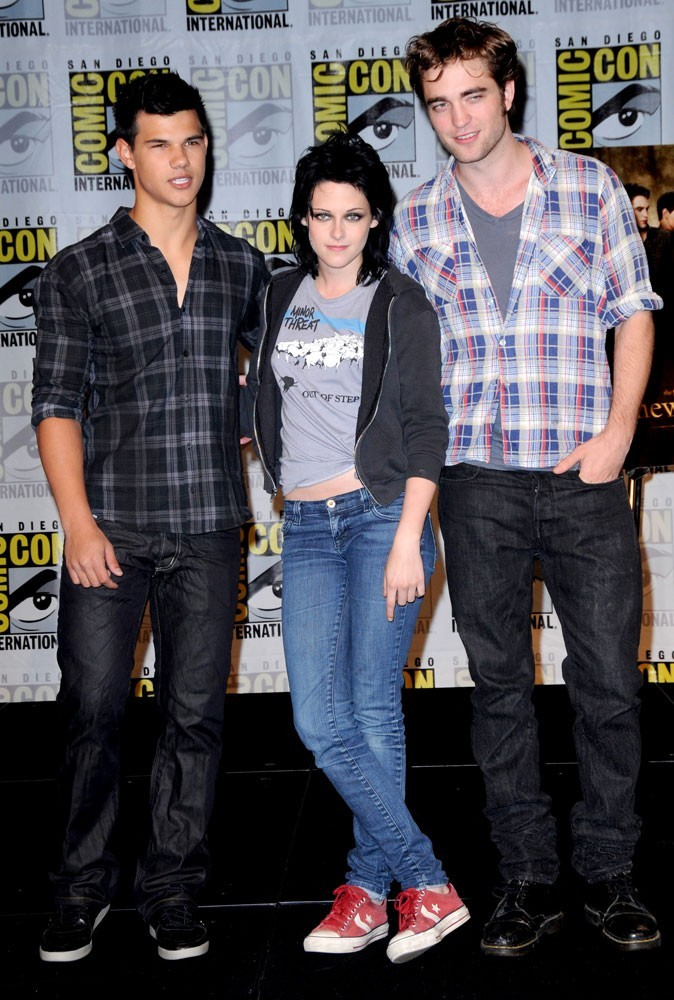 Photos : les acteurs de Twilight en 2009