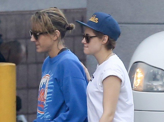 Kristen Stewart & Alicia Cargile