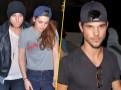 Photos : Kristen Stewart : rejetée par Robert Pattinson, elle trouve du réconfort auprès de Taylor Lautner !