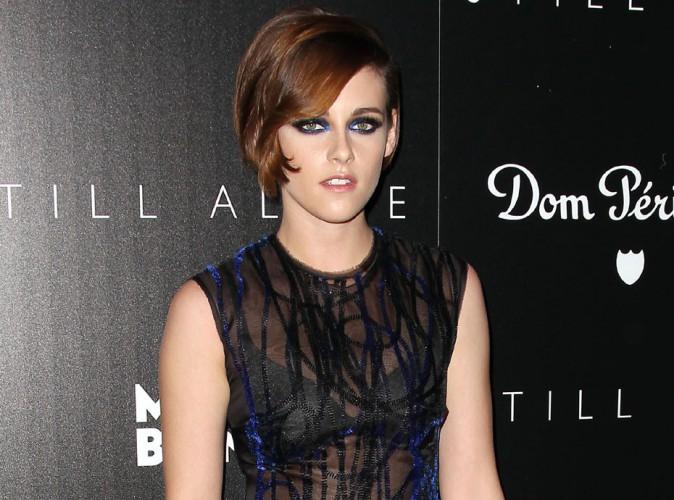 """Photos : Kristen Stewart : rétro et sexy à l'avant-première new-yorkaise de """"Still Alice"""" !"""