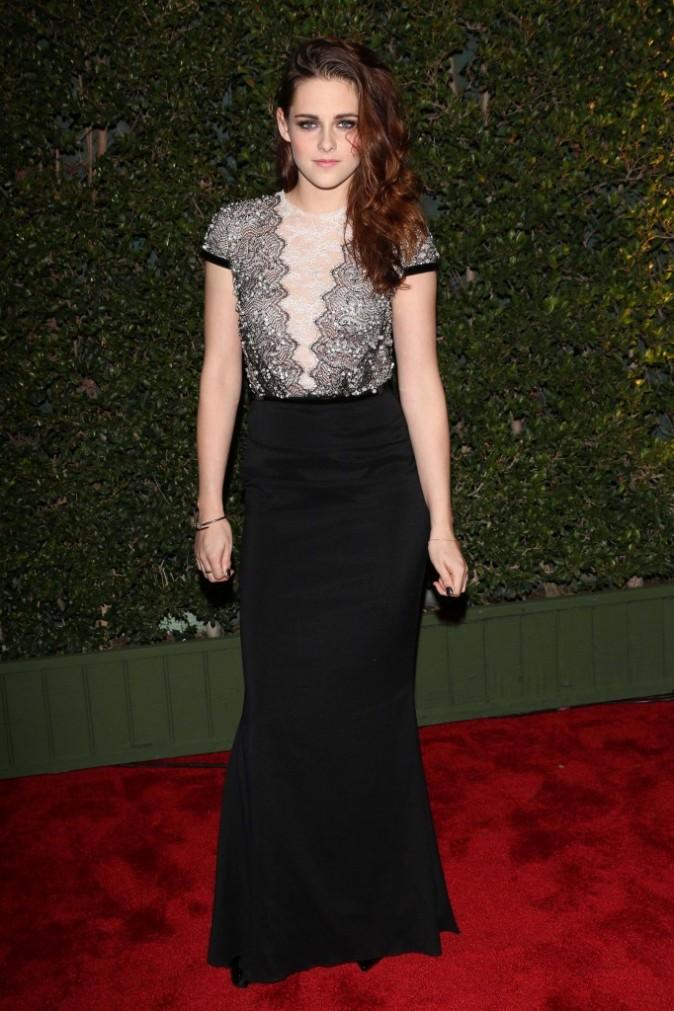 Kristen Stewart hier soir aux Governors Awards