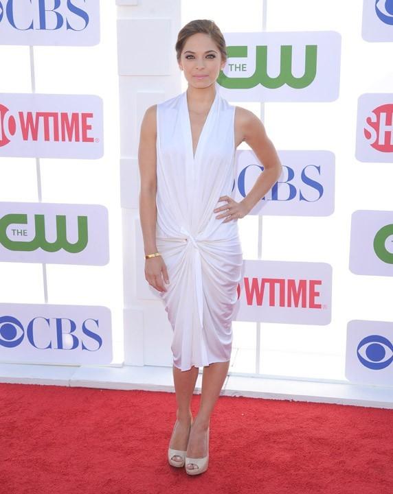 Kristin Kreuk à la Television Critics Association's Summer Party le 29 juillet 2012