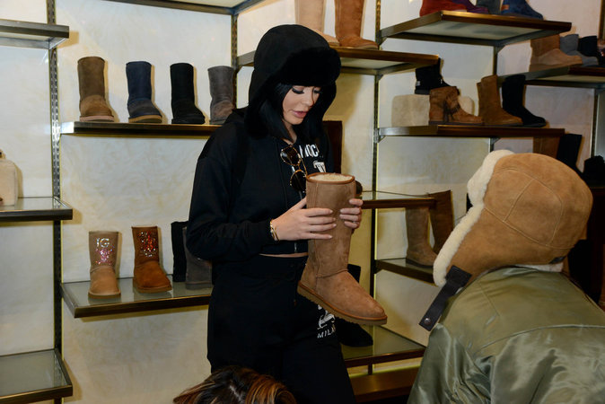 Kendall et Kylie Jenner le 11 novembre 2015