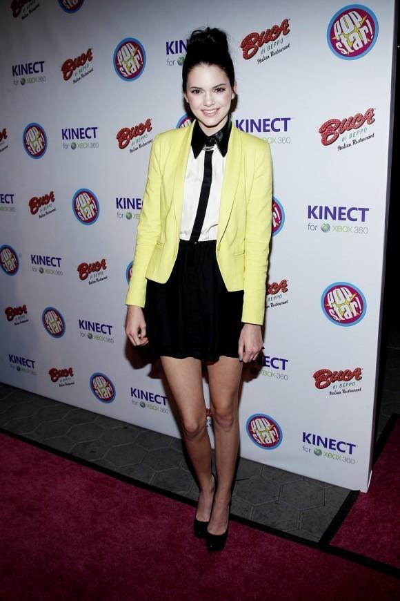 Kendall Jenner lors de la soirée Popstar! Magazine Break-Through Artists of 2011, le 7 décembre 2011 à Los Angeles.