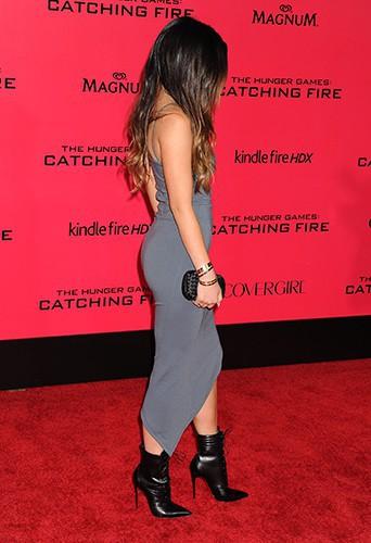 Kylie Jenner à Los Angeles le 18 novembre 2013