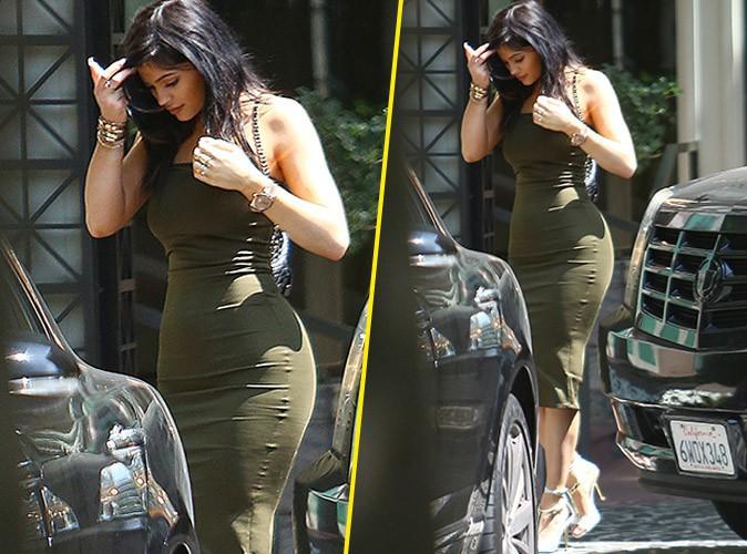 Kylie Jenner le 1er juin 2015