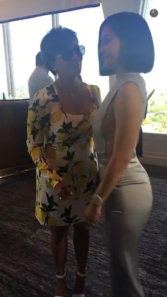 Kylie Jenner à Los Angeles le 14 juillet