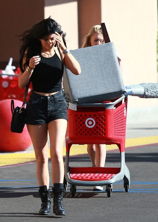 Kylie Jenner à Los Angeles le 16 septembre 2013
