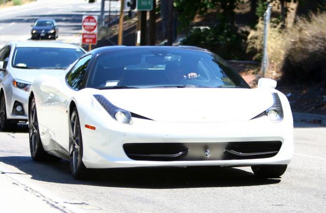 Kylie Jenner et Tyga, le 14 août 2015