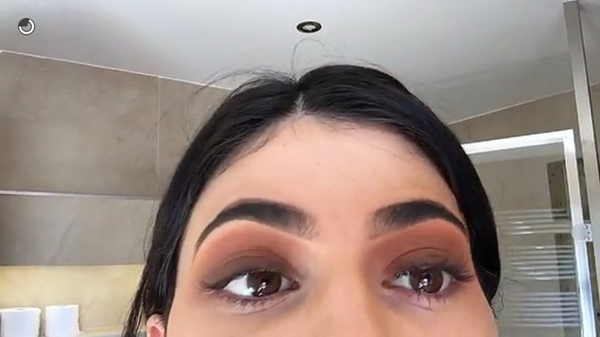La routine beauté de Kylie Jenner : Les paupières