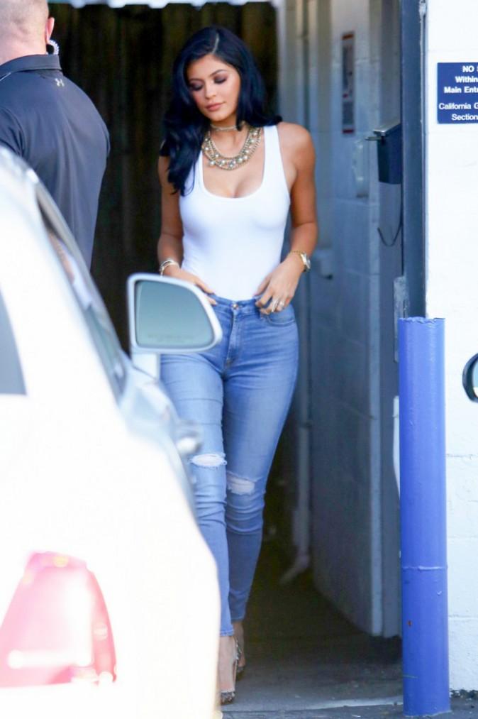 Kylie Jenner le 27 juillet 2015