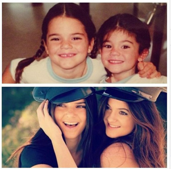 Kendall/Kylie, un duo toujours aussi complice !