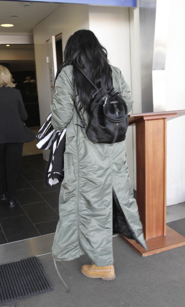 Kylie Jenner le 11 février 2015