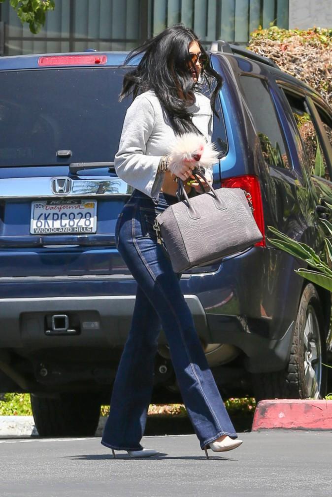 Kylie Jenner, le 7 juillet 2015