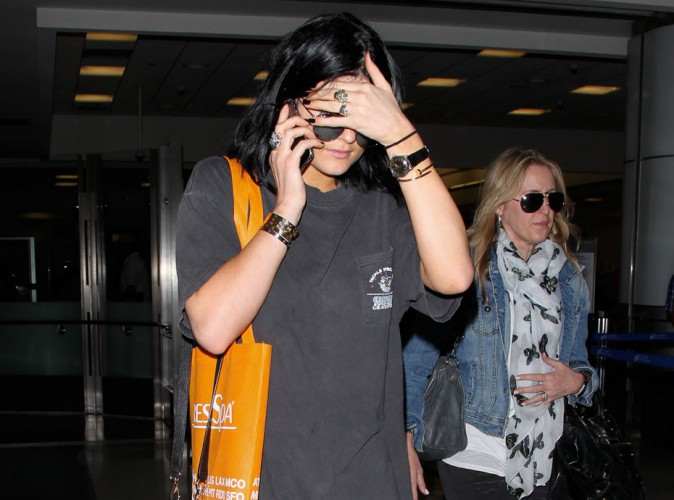 Kylie Jenner : elle rentre à Los Angeles pendant que tout son clan s'éclate de l'autre côté du pays !
