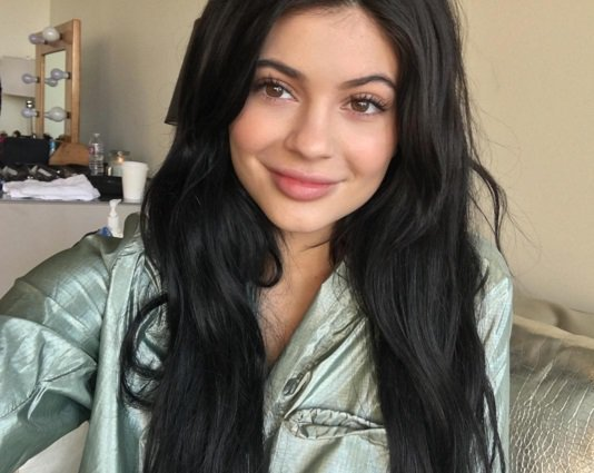Kylie Jenner au naturel sur Instagram