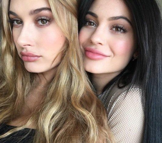 Kylie Jenner et Hailey Baldwin en mode BFF sur Instagram