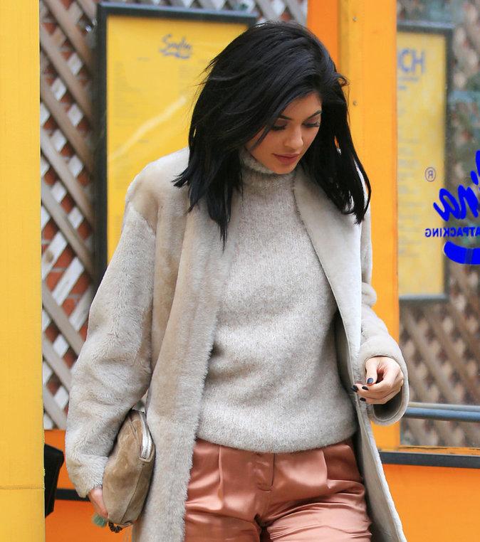 Photos : Kylie Jenner et Kourtney Kardashian : la transparence, même pas peur !
