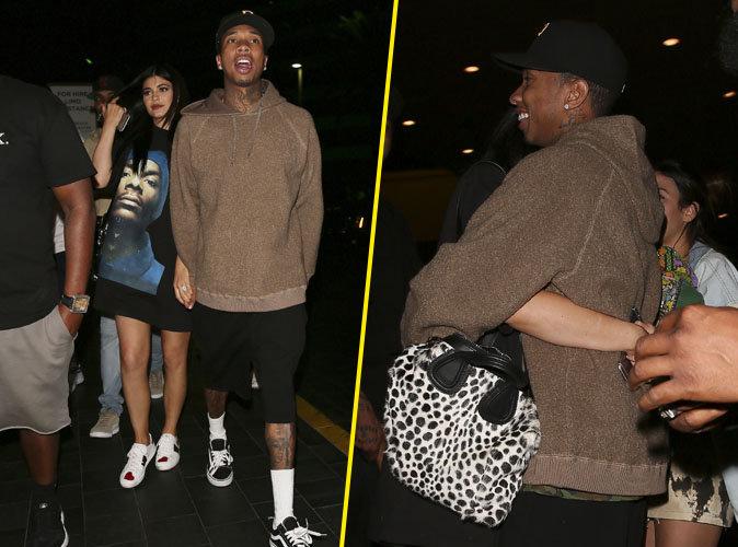 Photos : Kylie Jenner et Tyga : c'est l'amour fou à Las Vegas !