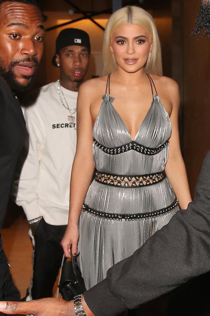 Kylie Jenner à New York le 10 septembre 2016