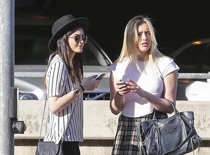 Kylie Jenner sa BFF Anastasia à Los Angeles le 27 décembre 2013