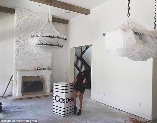Nouvelle maison de Kylie Jenner