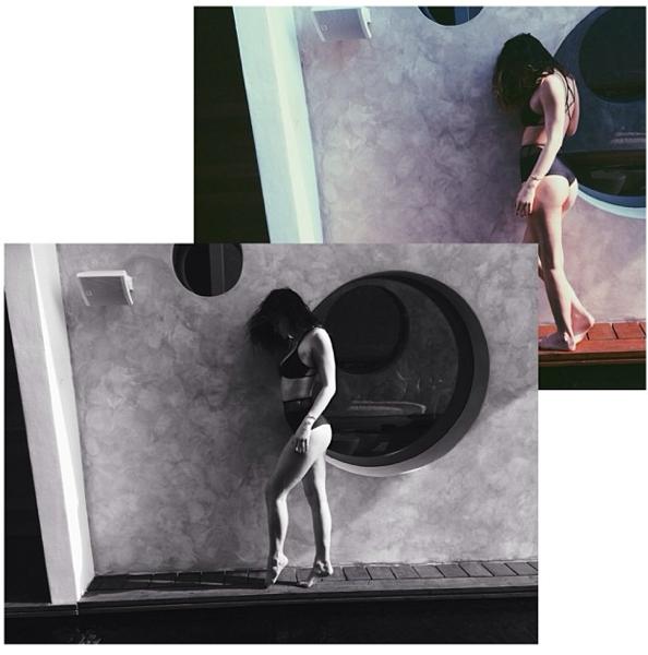 Photos : Kylie Jenner : l'adolescente n'en finit plus d'afficher fièrement son bikini body !